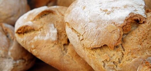 Rysunek z chlebem